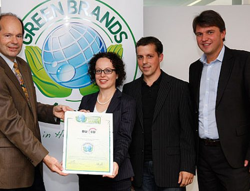 BuLu receives GREEN BRANDS award